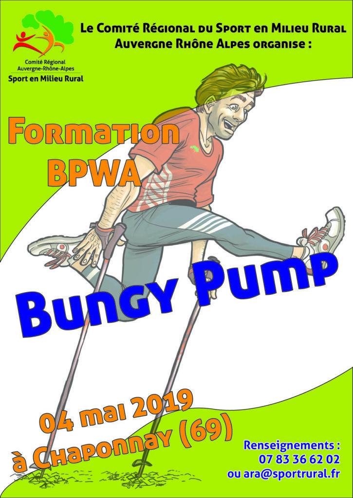 Bungy Pump - BPWA - Niveau 1 - 2019 @ Centre socioculturel